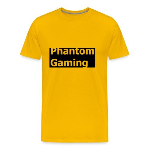 Phantom Shirt No.4 | New Logo Design - Men's Premium T-Shirt