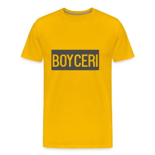 boyceri - Men's Premium T-Shirt