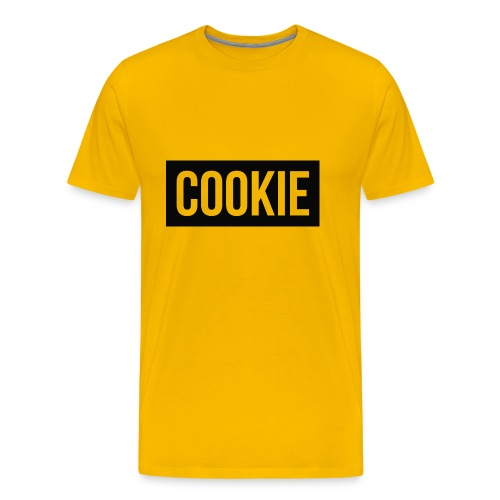 CookieShirtLogo - Men's Premium T-Shirt