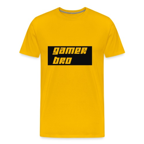 Gamer Bro - Men's Premium T-Shirt