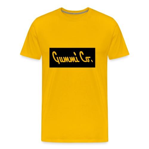 Gummi Co. Logo - Men's Premium T-Shirt