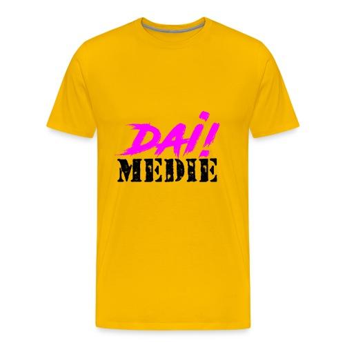 dia medie - Men's Premium T-Shirt