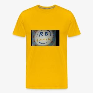 rb - Men's Premium T-Shirt