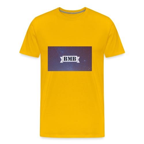 Adobe Spark - Men's Premium T-Shirt