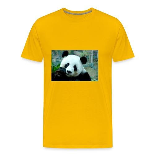 Panda lovers - Men's Premium T-Shirt