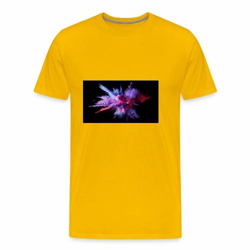 Explosion - Men's Premium T-Shirt