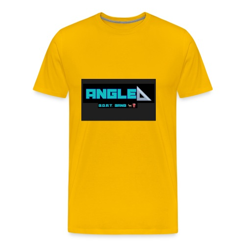 Angle - Men's Premium T-Shirt