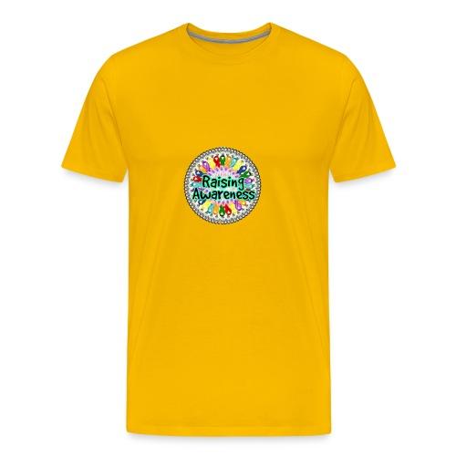 Raising awareness - Men's Premium T-Shirt
