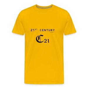 21 century - Men's Premium T-Shirt