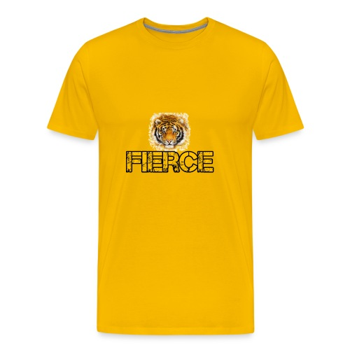 Fierce - Men's Premium T-Shirt