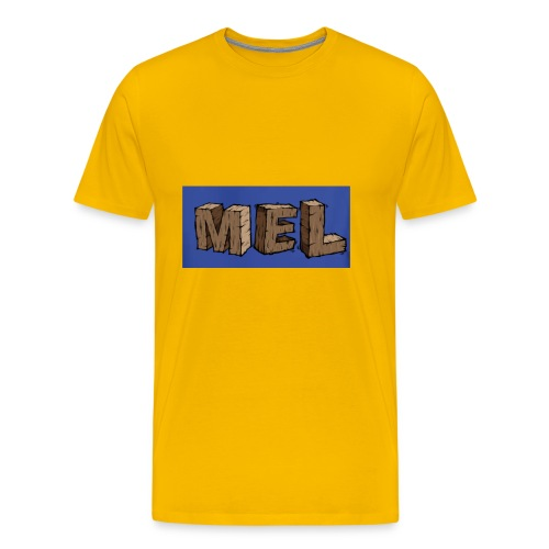 MEL MERCH - Men's Premium T-Shirt