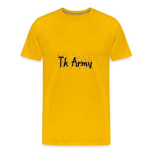 Tk Army - Men's Premium T-Shirt