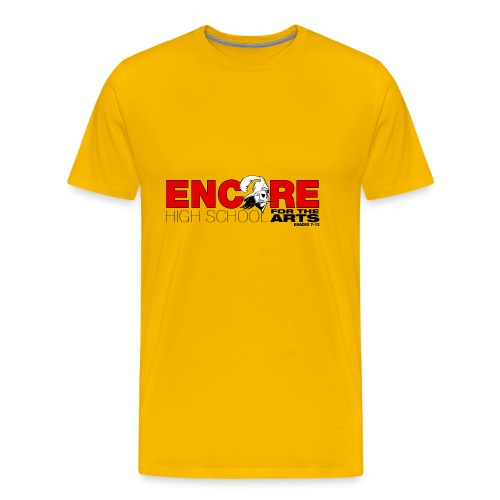 ENCORE_LOGO_FINALTiff - Men's Premium T-Shirt