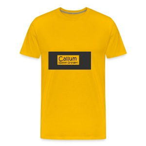 Callum's Custom Merch!!!!! - Men's Premium T-Shirt
