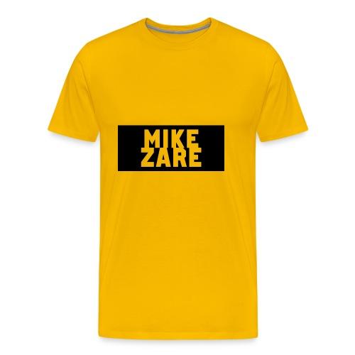 MikeZareHoodie - Men's Premium T-Shirt