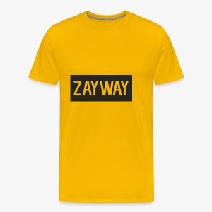 zayway - Men's Premium T-Shirt