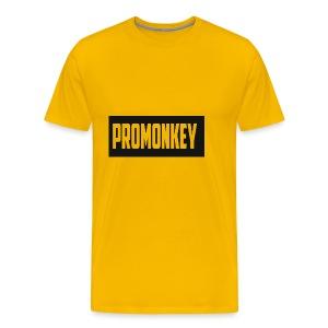 ProMonkey Logo - Men's Premium T-Shirt