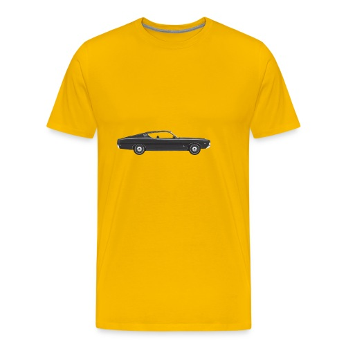 Ford Torino Image - Men's Premium T-Shirt