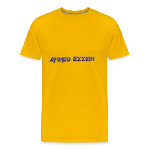 AmazingAhmed - Men's Premium T-Shirt