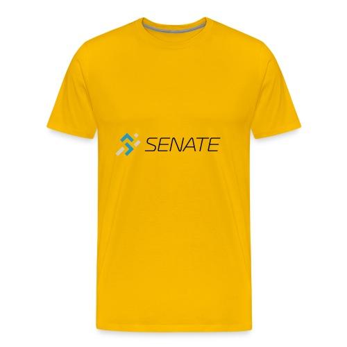 Color-Logo-with-Text - Men's Premium T-Shirt