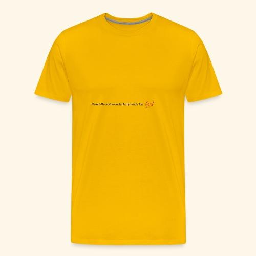 Made By God - Men's Premium T-Shirt