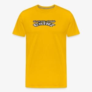 greylogo - Men's Premium T-Shirt