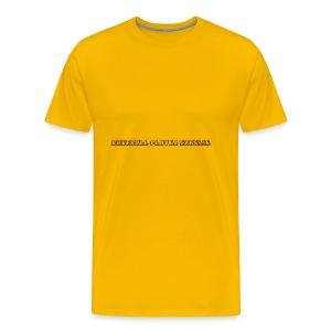 baseball player charlie - Men's Premium T-Shirt
