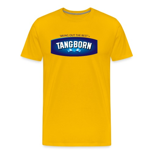 Tangborn Real Mayo - Men's Premium T-Shirt