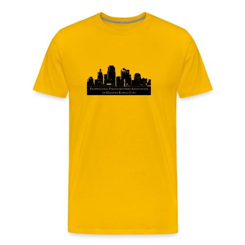 PPAGKC LOGO- Dark - Men's Premium T-Shirt