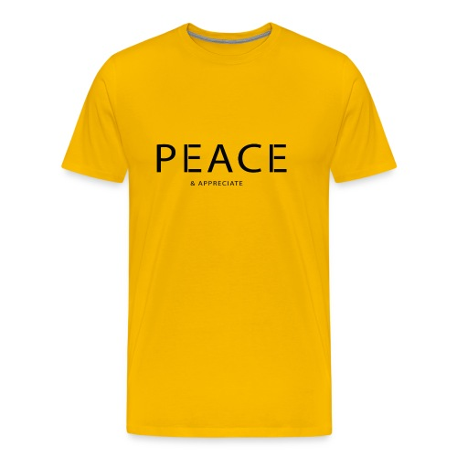 Original Intention - Men's Premium T-Shirt