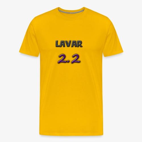 Lavar ppg - Men's Premium T-Shirt
