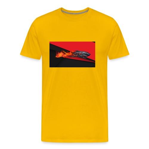 warface_black_shark - Men's Premium T-Shirt