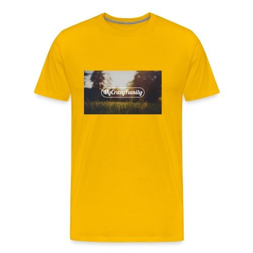 mycrazyfamily2 - Men's Premium T-Shirt