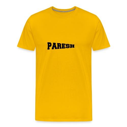 Paresh - Men's Premium T-Shirt