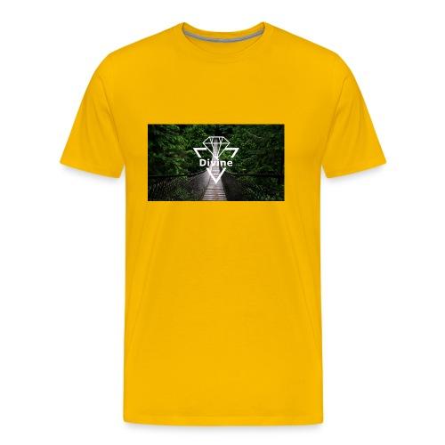 Divine - Men's Premium T-Shirt