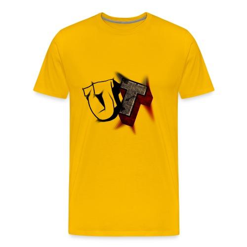 Urban Topic UT Line - Men's Premium T-Shirt