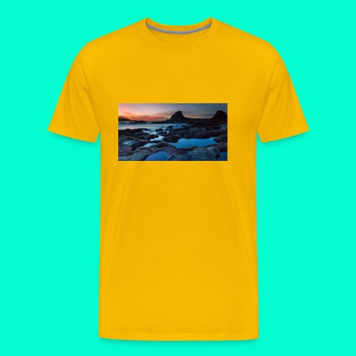 the best design - Men's Premium T-Shirt