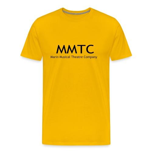 MMTC Letters - Men's Premium T-Shirt