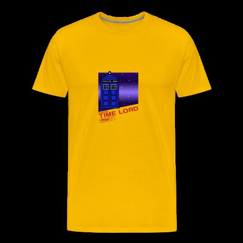 Super Time Lord - Men's Premium T-Shirt