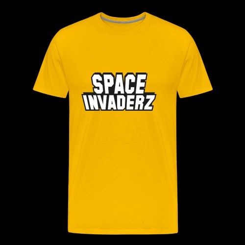 Space Invaderz - Men's Premium T-Shirt
