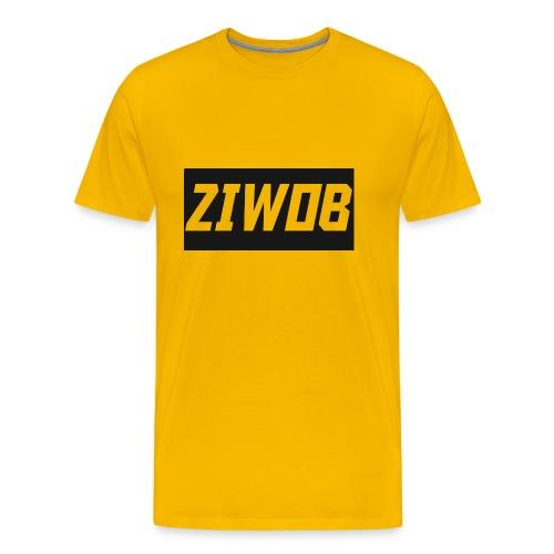 Ziwob shirt design - Men's Premium T-Shirt