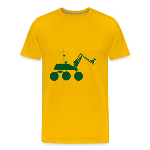 USST Rover Green - Men's Premium T-Shirt