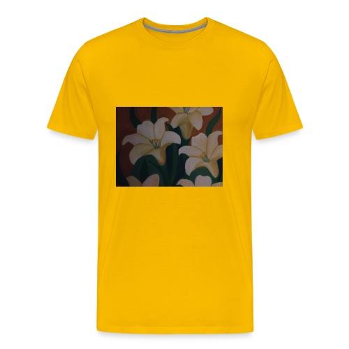 Spring Cluster - Men's Premium T-Shirt