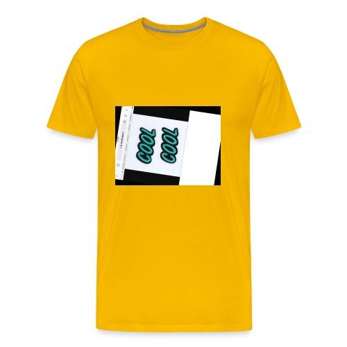 70F3EDA9 7548 4782 B971 A6459D04C0A2 - Men's Premium T-Shirt