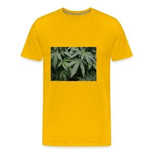 cannabis - Men's Premium T-Shirt