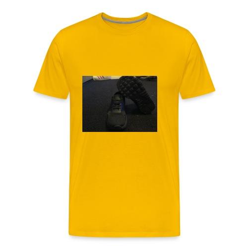 LIT NIKES - Men's Premium T-Shirt