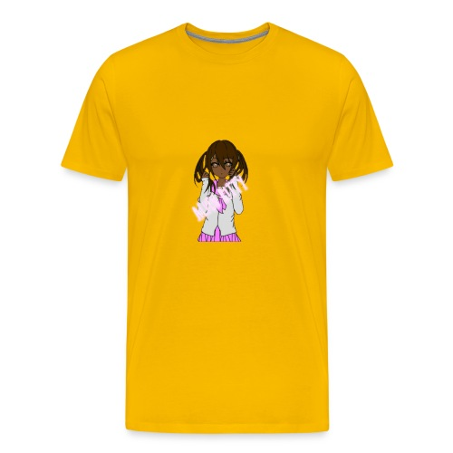 Alien Kitty's Attire - Men's Premium T-Shirt