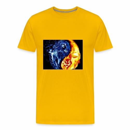Yin & Yang - Men's Premium T-Shirt