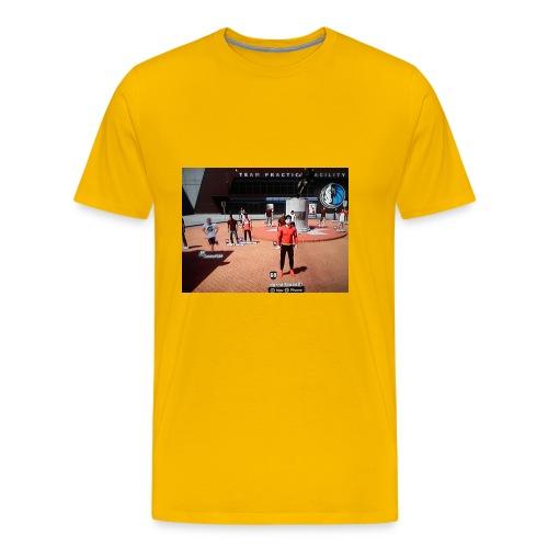 2k18 life - Men's Premium T-Shirt