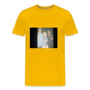 551BC47F 4EDD 495D A2BA 0B76E200EB28 - Men's Premium T-Shirt